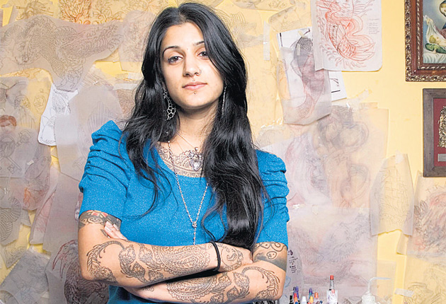 Celebrity tattoo artists - Who do they ink they are? | The Independent