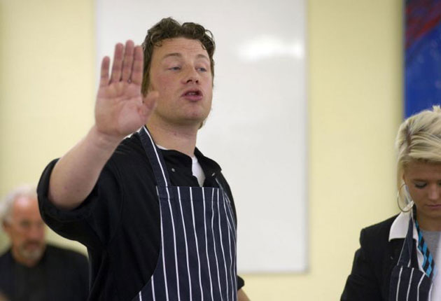Johann Hari: What I've got in common with Jamie Oliver's