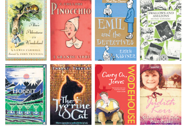 The 50 books every child should read