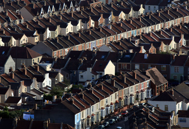 Mortgage repayments outstripped lending for the first time last month