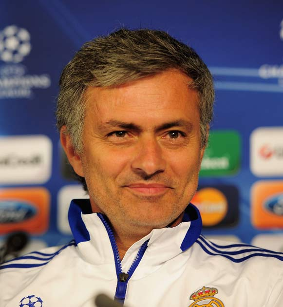 Mourinho has been linked with the Manchester City hot seat