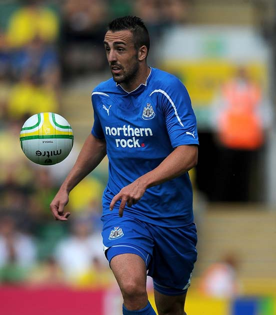 Jose Enrique is seemingly destined to leave