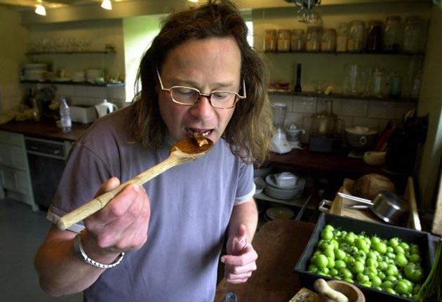 Hugh Fearnley-Whittingstall's campaign against wasting fish went on the road today