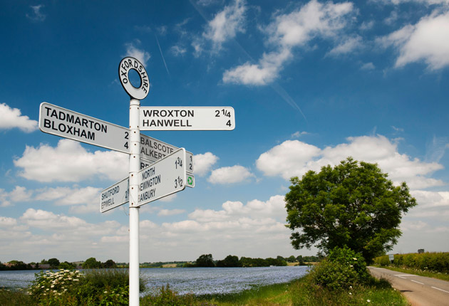 Talk of the town: The etymology of UK places | The Independent