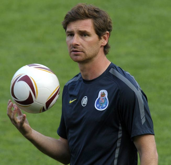 Villas-Boas is happy to remain at Porto for now