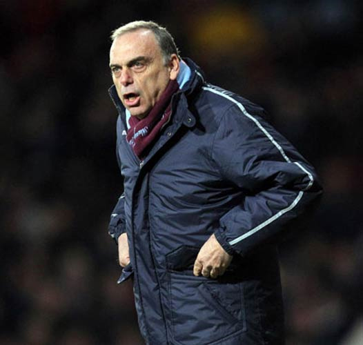 Grant was sacked following West Ham's relegation
