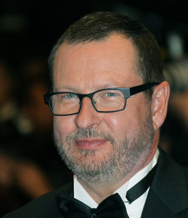 Lars von Trier has taken a vow of silence after facing charges of breaking a French law against justification of war crimes