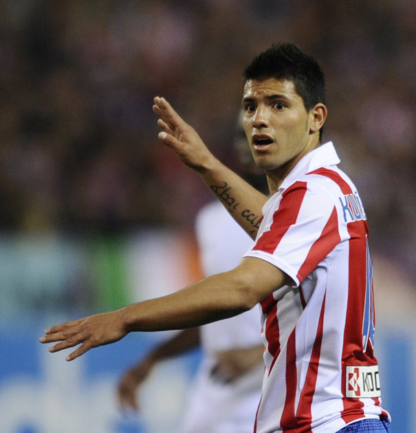 the best attitude 9ecb6 26ebf Sergio Aguero wants Atletico Madrid exit | The Independent
