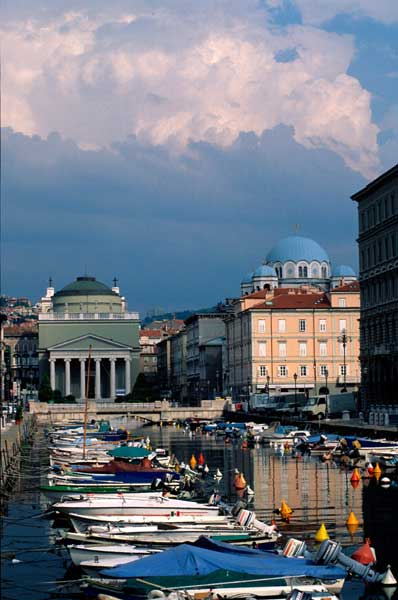 Trail of the unexpected: James Joyce in Trieste | The Independent
