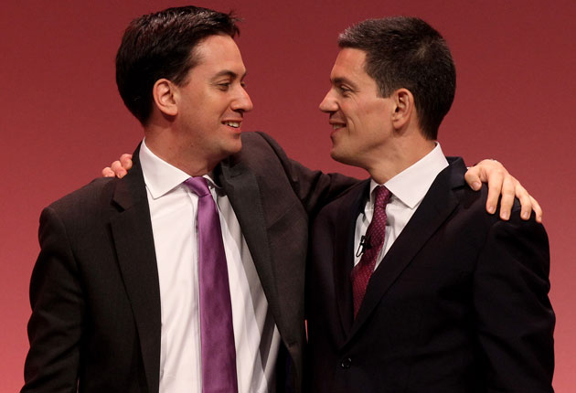 Michael Fallon says Ed Miliband's willingness to betray his brother in his 'lust for power' was a sign of weakness