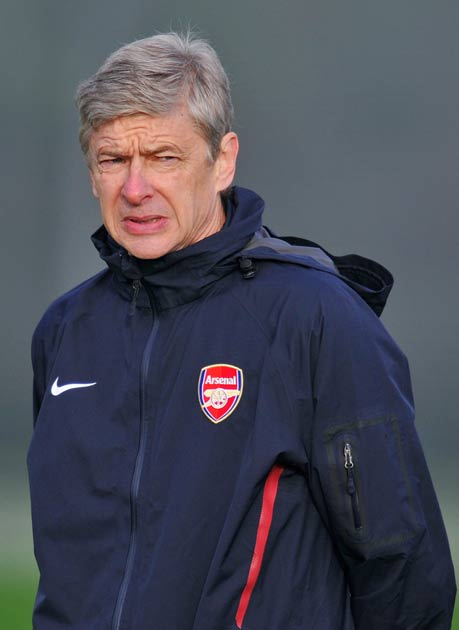 Wenger questioned the Etihad deal