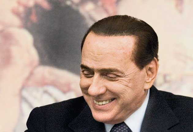 Silvio Berlusconi's office is citing secrecy laws for its failure to release information