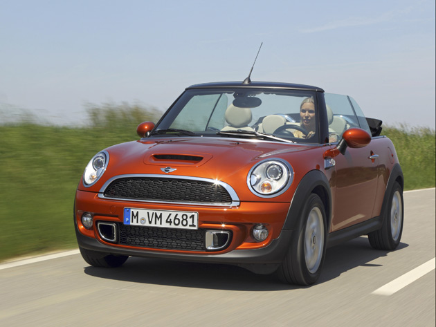Mini Cooper S Diesel Convertible Idrive The Independent