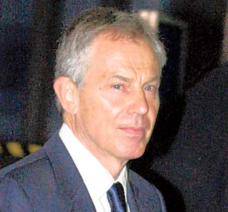 Blair faces criticism for not admitting to a secret deal with the US over Iraq