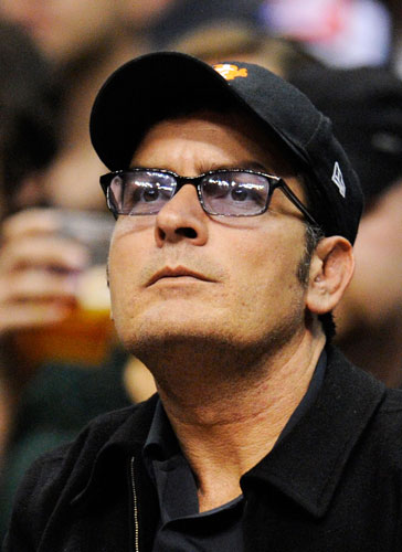 Charlie Sheen was sacked from Two And A Half Men