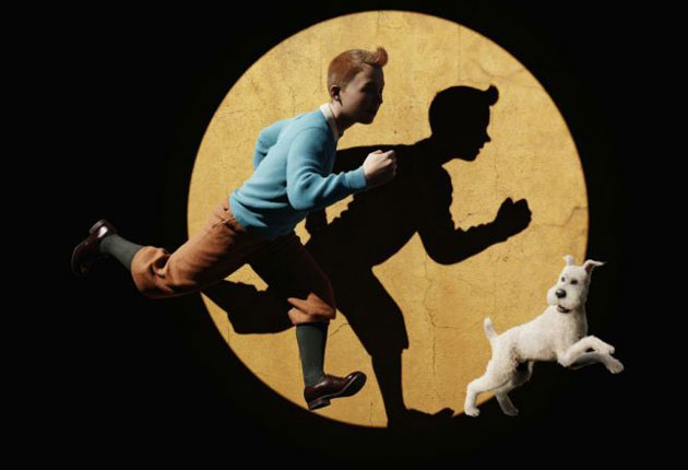 Early trailers for The Adventures of Tintin had fans chewing their nails in nervous frustration
