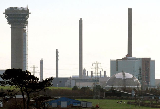 The MOX fuel plant at Sellafield  is to close