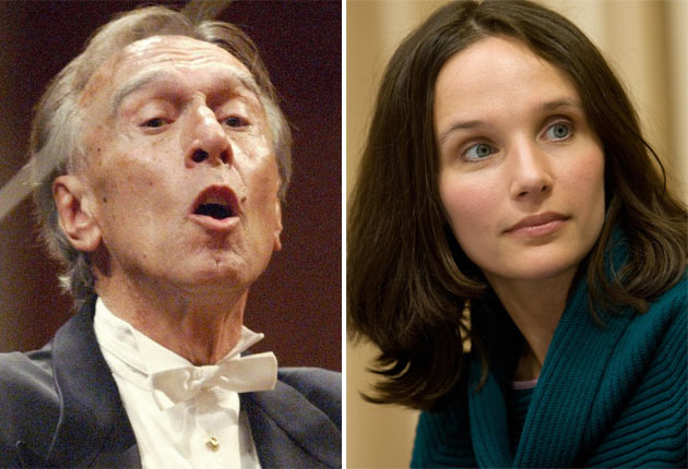 The conductor versus the pianist: Claudio Abbado and Helene Grimaud