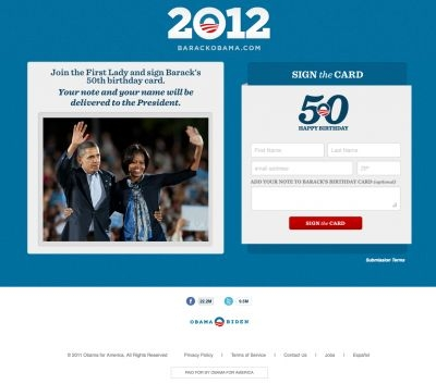 Twitter Index Obama Celebrates His 50th Birthday Chris Brown And