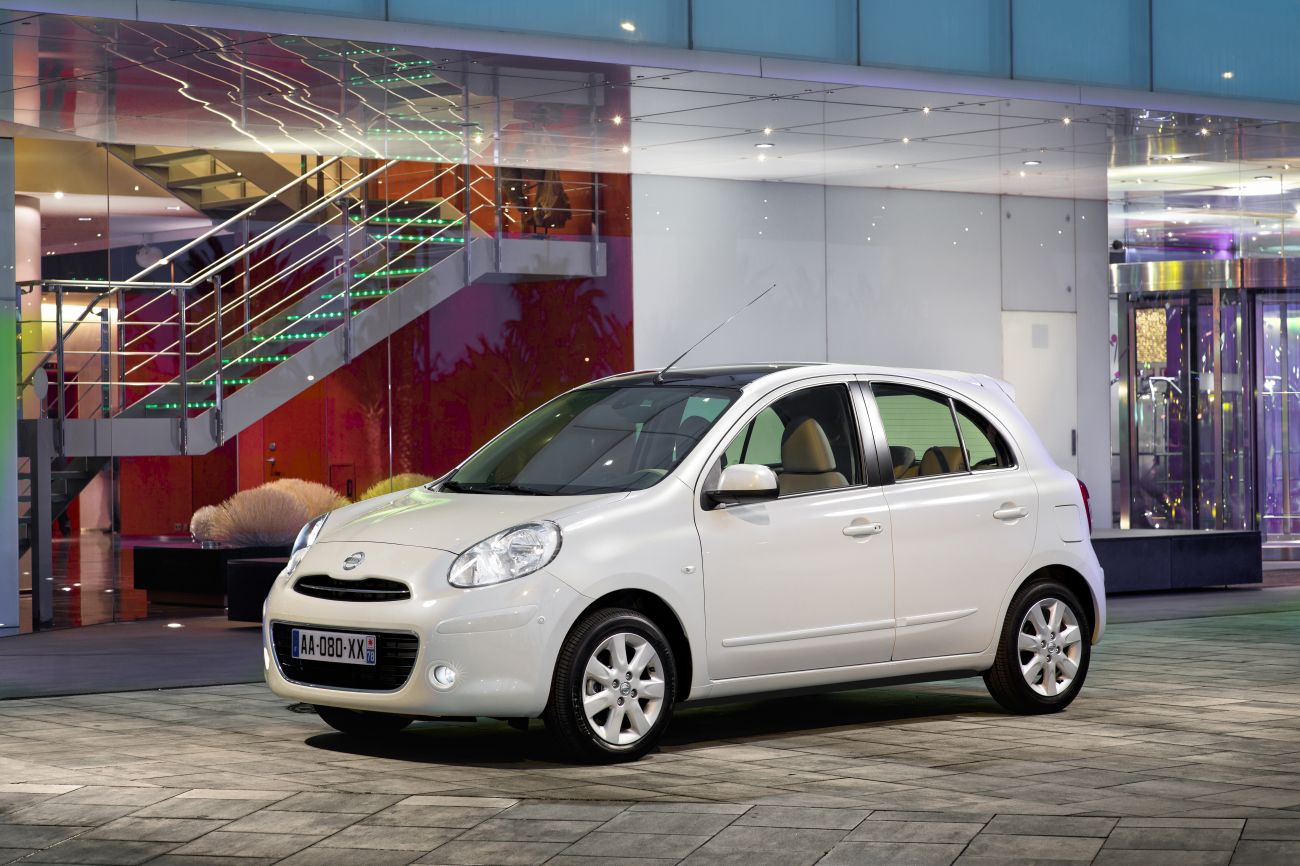 Smooth operator: However, when driven vigorously the Micra DIG-S is nowhere near as frugal as a small diesel