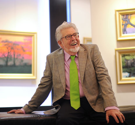 Rolf Harris (who is from Australia)