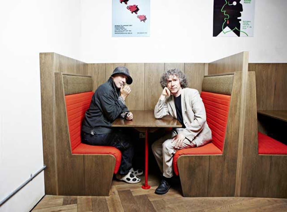 Isserlis says: 'When Ron asked me to take part in his project, I thought: Bach doesn't need visuals'