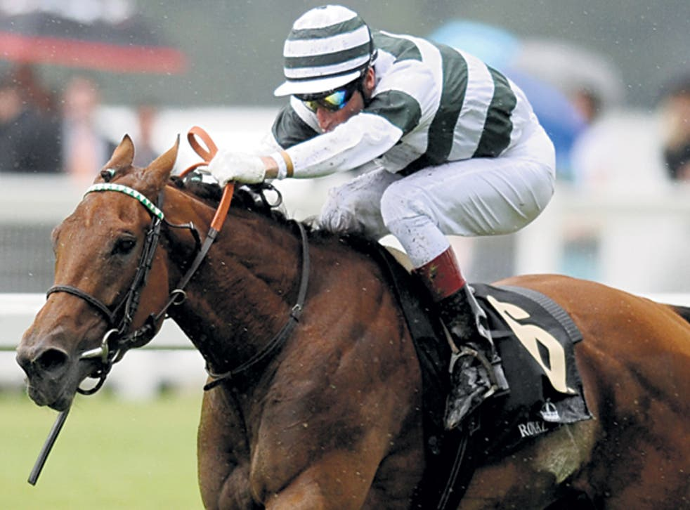 Immortal Verse could take on Frankel at Ascot in October after her victory in the Prix Jacques Le Marois at Deauville yesterday