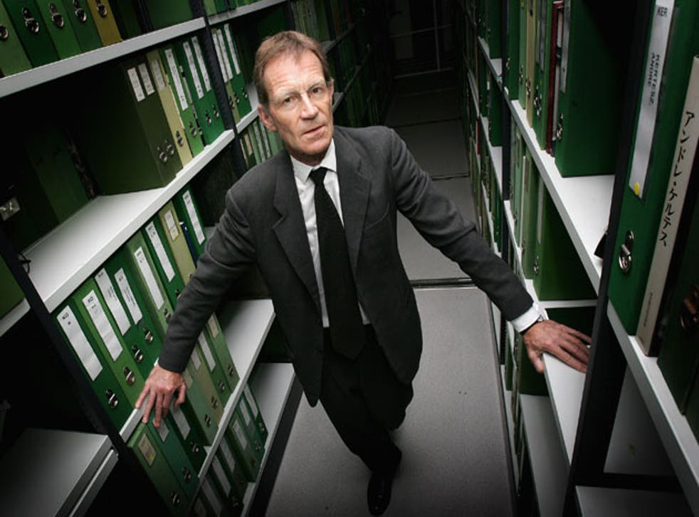 Director of the Tate Nicholas Serota