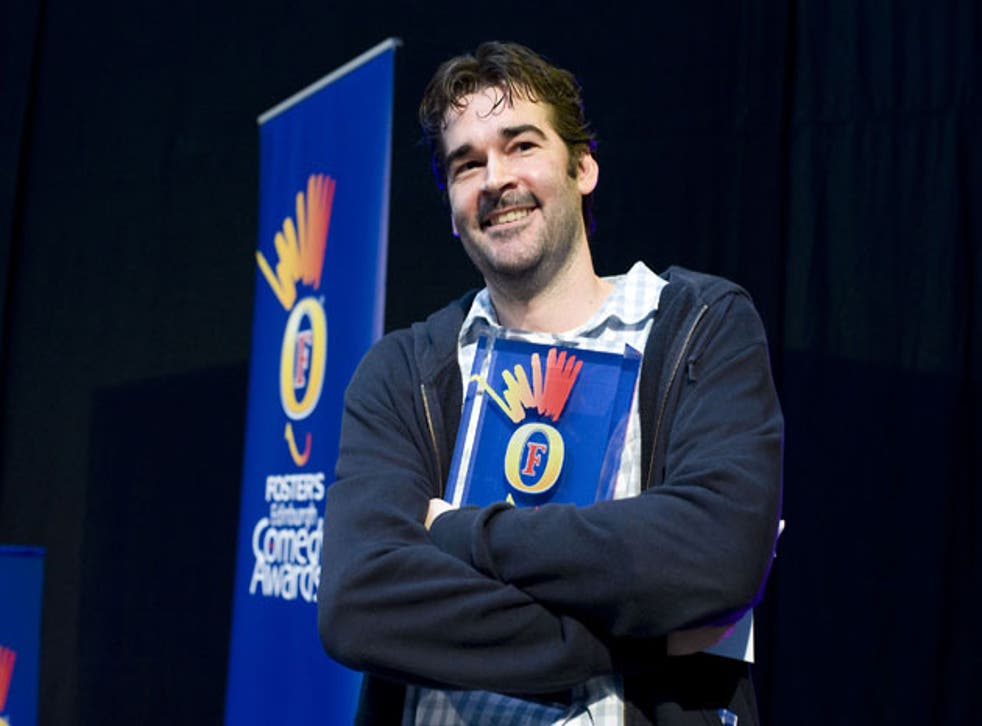 Adam Riches's anarchic comedy show played to sellout audiences