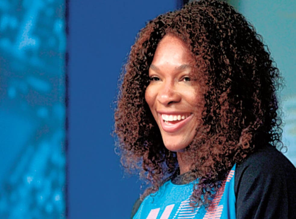 Serena Williams is the No 28 seed