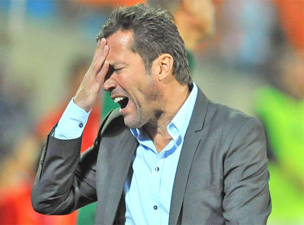 Lothar Matthäus has seen results slide during his tenure as Bulgaria manager