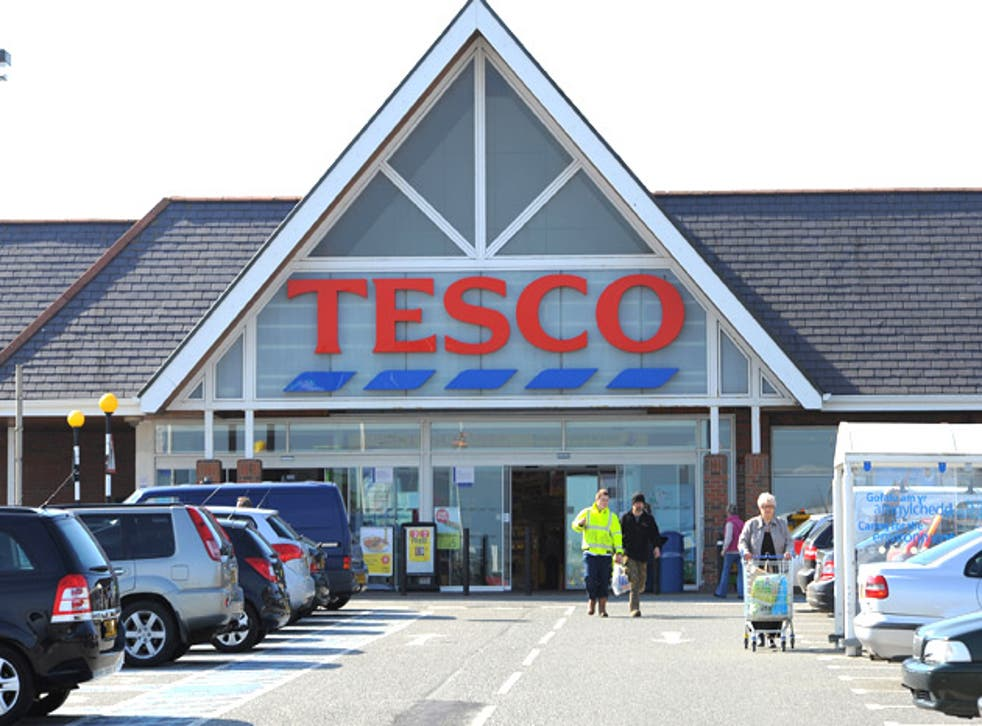 Tesco have over 2,000 stores around the country