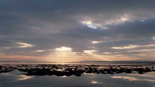 The Moray Firth at Golspie