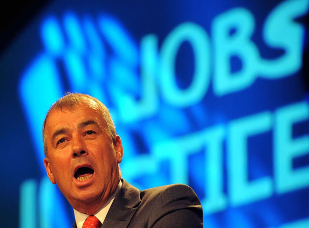 Brendan Barber: changes to strike laws would be 'utterly unjustified'