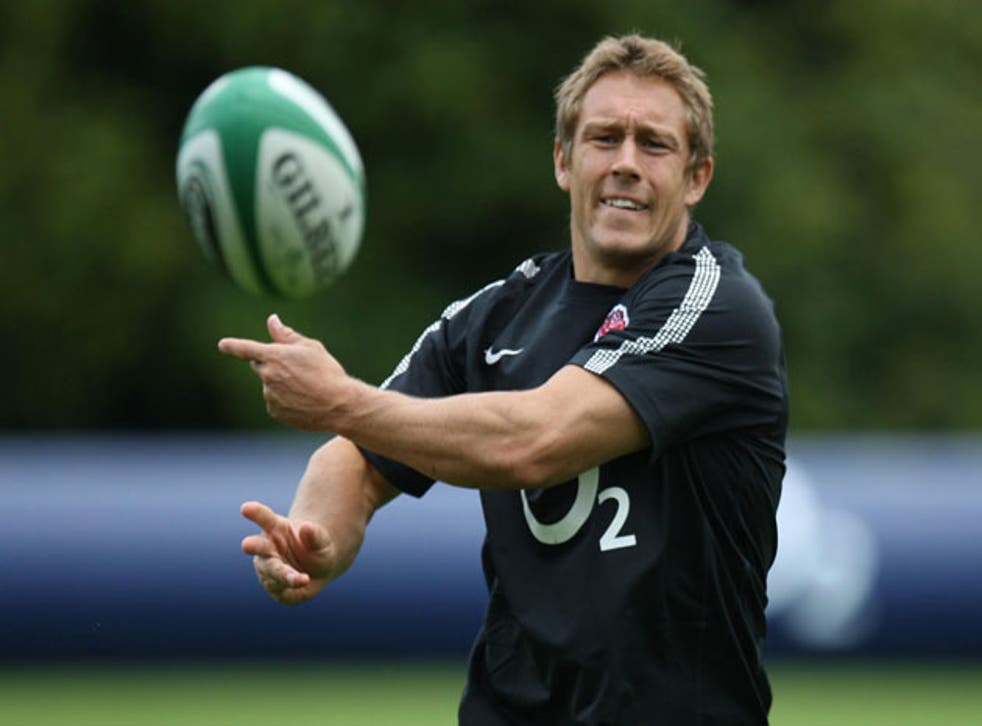 Jonny Wilkinson, in his fourth World Cup, is crucial to England's chances of progression