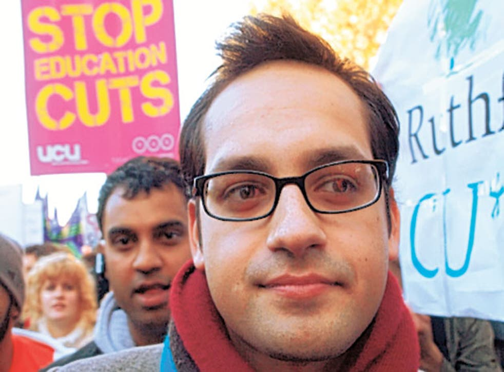Aaron Porter says he does not believe his fees of £8,500 a week to advise universities are excessive