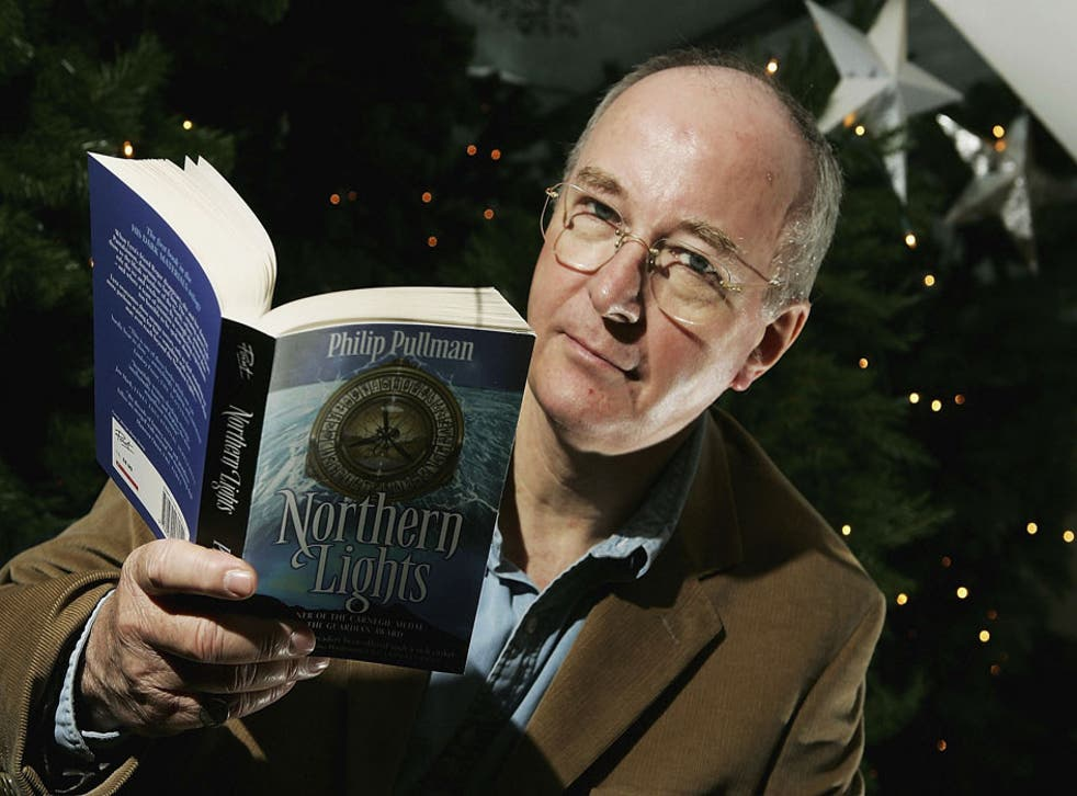 Philip Pullman reads the first of the His Dark Materials trilogy