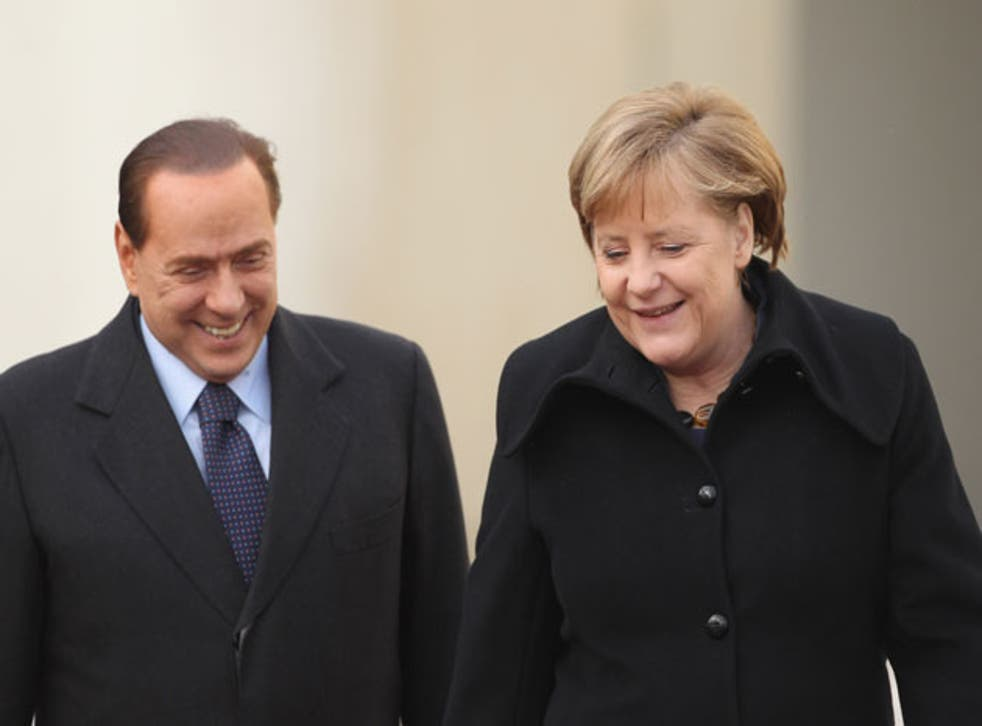 Angela Merkel has been the latest victim of Italian premier Silvio Berlusconi's sexist language