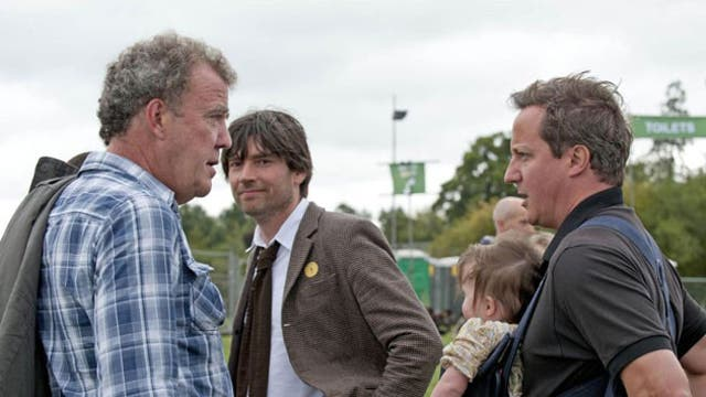Jeremy Clarkson and David Cameron are close friends