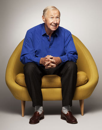 Sir Terence Conran No Designs On Taking It Easy The Independent