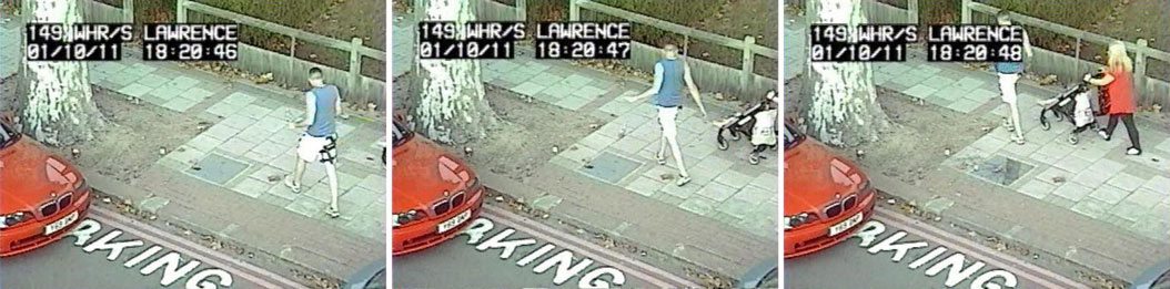 Stephen Lawrence plaque vandal caught on CCTV | The Independentindependent_brand_ident_LOGOUntitled