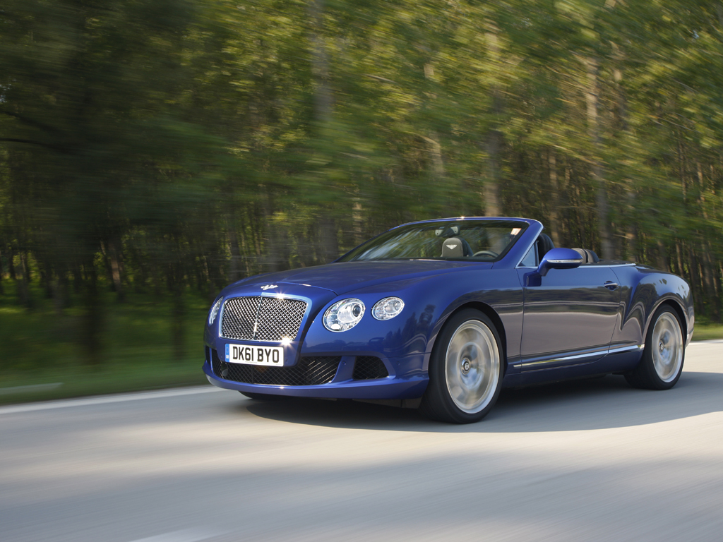 Bentley today reported soaring sales for 2011