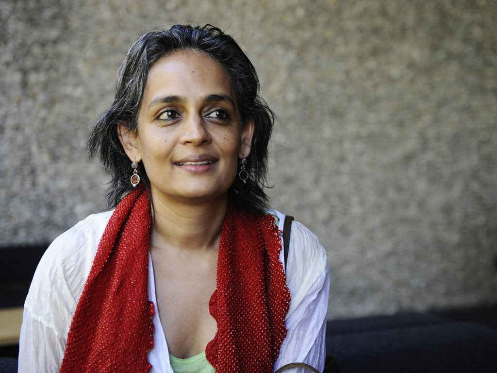 arundhati roy the next novel will just have to wait the arundhati roy the next novel will just have to wait the independent