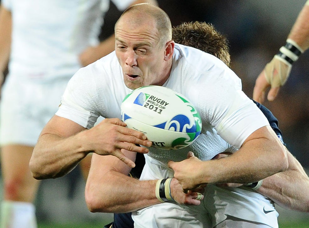 Mike Tindall retires: Centre become the last of England's 2003 World ...