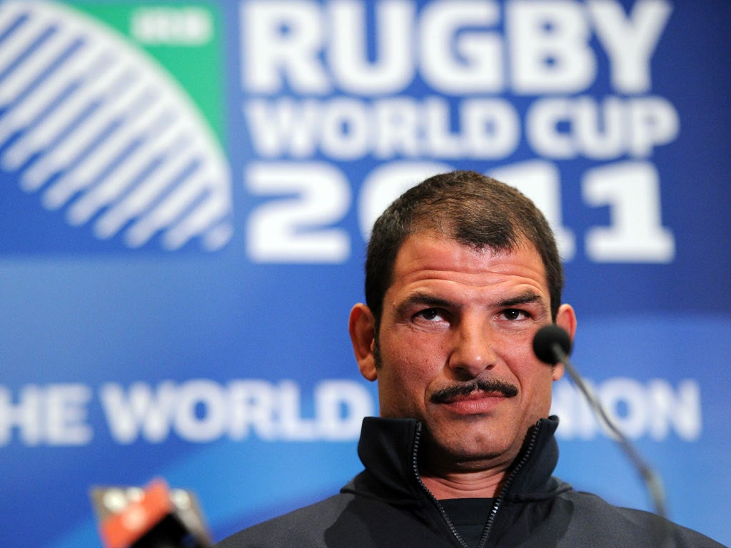 The Highs And Lows Of The 2011 Rugby World Cup The Independent