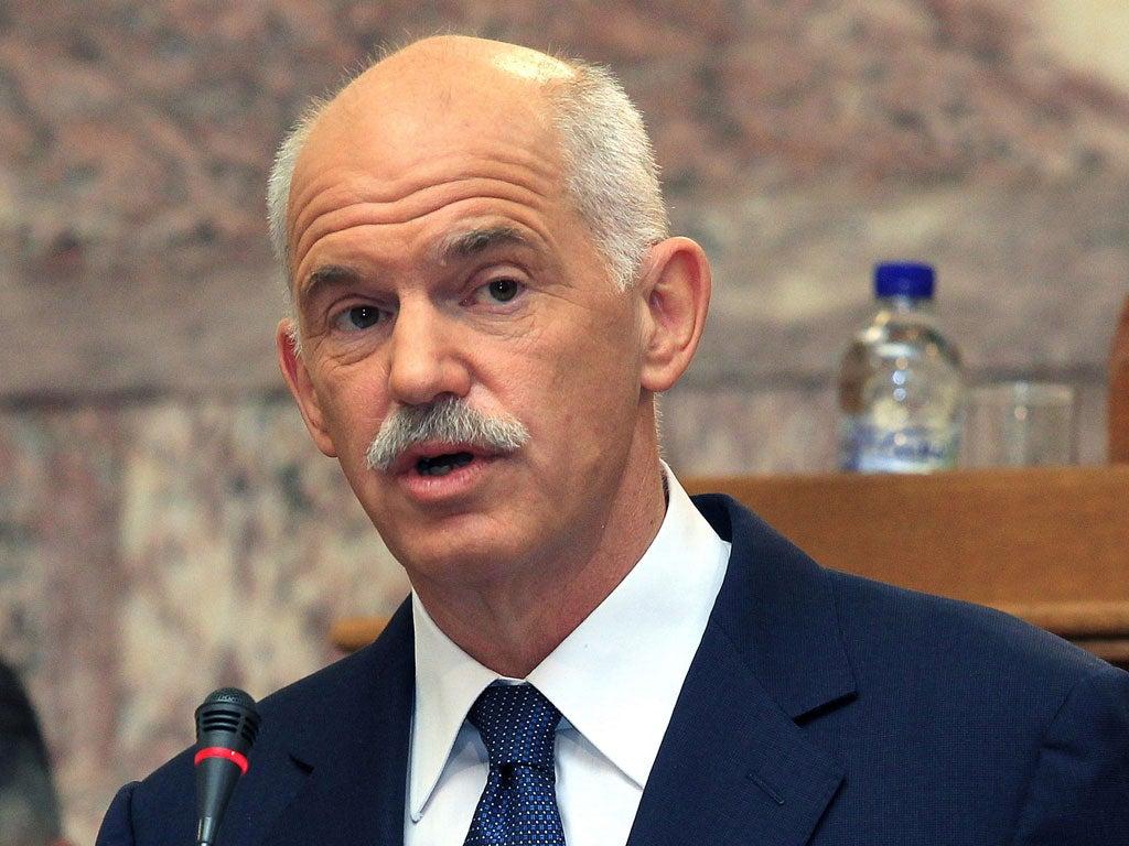 Referendum turmoil threatens Greek government | The Independentindependent_brand_ident_LOGOUntitled