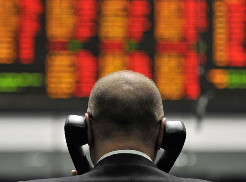 The financial storm on the continent gathered pace today