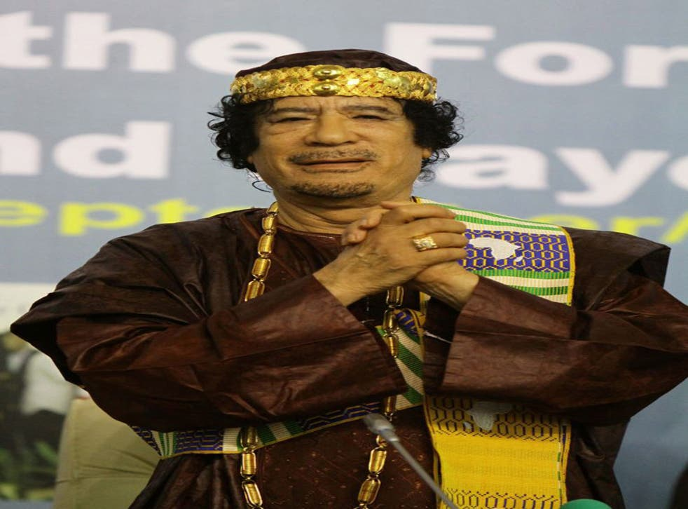 Two men guarding Gaddafi are said to have been killed