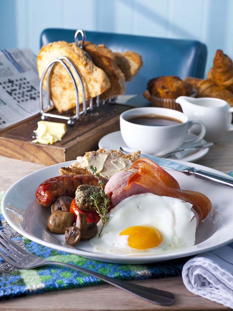 The 50 Best Breakfast Spots The Independent