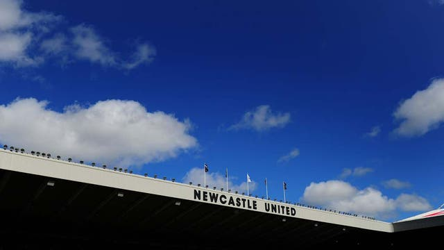 <b>SPORTS DIRECT ARENA, NEWCASTLE UNITED</b><br/> After 119-years of being known as St James' Park, Newcastle re-named the 52,000 capacity ground the Sports Direct Arena. It will be reverted to its former name from next season.